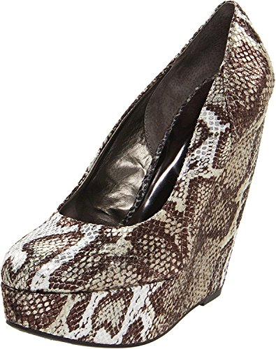 Carlos by Carlos Santana Women's Fate,Pewter,7 M US