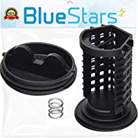 Ultra Durable 383EER2001A Washer Drain Filter Replacement Part by Blue Stars - Exact Fit LG Kenmore Washer - Replaces 383EER2001A PS3522306