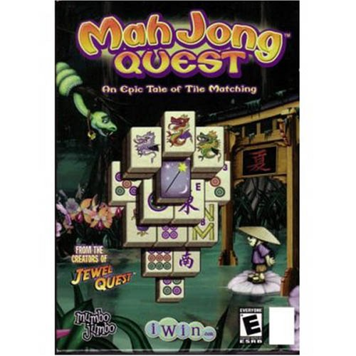 Mahjong Quest An Epic Tale Of Tile Matching Pc Video Games