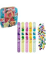 LEGO DOTS Bracelet Mega Pack 41913 DIY Jewellery BeadsSet, Arts and Crafts Toy for Kids 6+ years old (295 tiles, 5 bracelets)