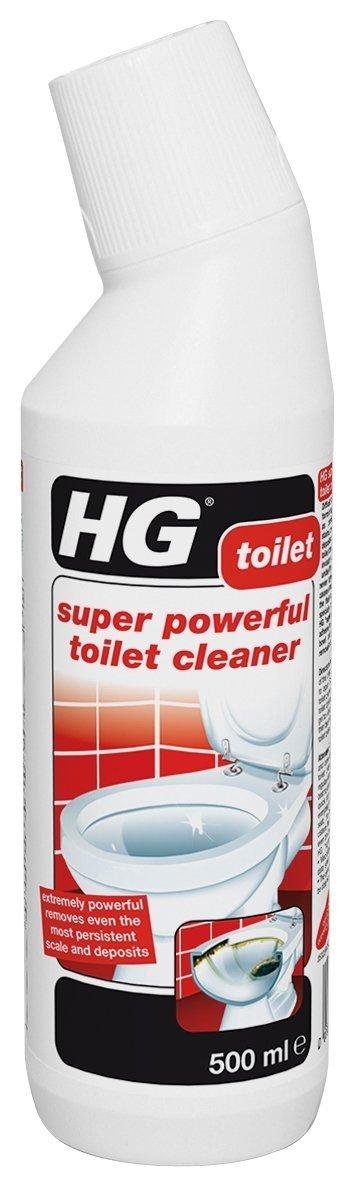 HG Super Powerful Toilet Cleaner: Amazon.co.uk: DIY & Tools