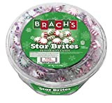 Brach's Star Brites Candy, Peppermint, 12 Ounce (Pack of 12)