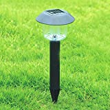 Lâmpada de LED à prova d'água para jardim com luz solar externa Heaven2017