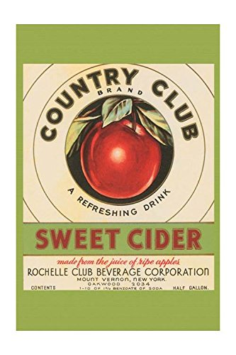 Country Club Sweet Cider (