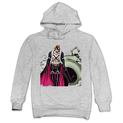 [JXMD Men's X. Drake Sweatshirt Ash Size S] (Tim Drake Costume)