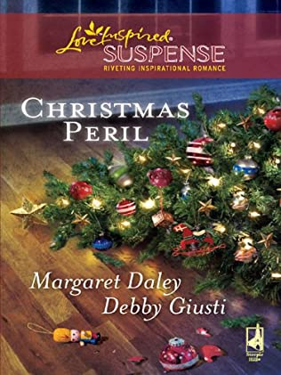 book cover of Christmas Peril