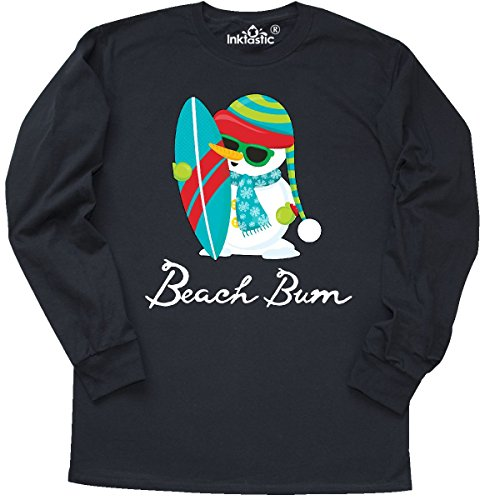 Bum Men's Longsleeves Tees (Black) - 7