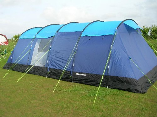 Ultrac& Lincoln 10 Berth / Man / Person / Family C&ing Tents Tent Amazon.co.uk Sports u0026 Outdoors & Ultracamp Lincoln 10 Berth / Man / Person / Family Camping Tents ...