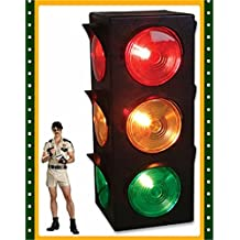 "Rhode Island Novelty ELSTOLI 12.25"" Stop Light Lamp"