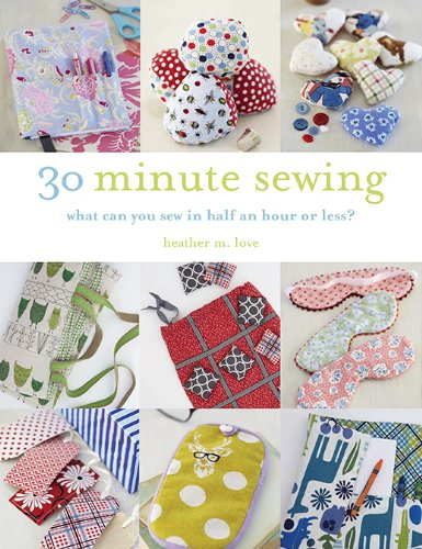 30 Minute Sewing: What Can You Sew In Half an Hour or - Jersey Hours Store Shore
