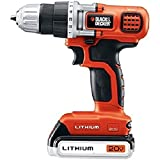 BLACK & DECKER LDX120C 20-Volt MAX Lithium Drill/Driver Review