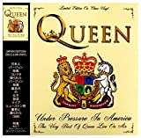 Queen: Under Pressure In America - The Very Best Of Queen Live On Air [Winyl]