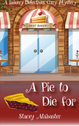 book cover of A Pie to Die For