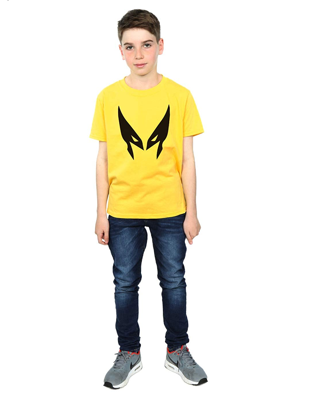 Marvel Boys X-Men Wolverine Mask T-Shirt