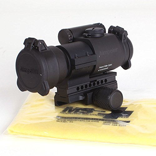Aimpoint PRO w/ FREE MSP Silicone Gun Cleaning Cloth by AimPoint
