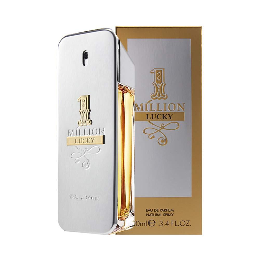 YTGOOD Pheromones For Men,Men Body Spray Glass Bottle Perfumed long Lasting Fragrance Natural Taste 483-4 lucky million