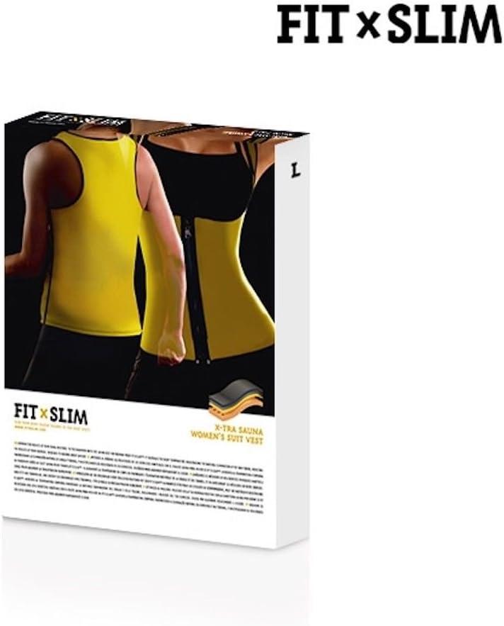 Accessoire fitness minceur Gilet de sport pour femme X-TRA SAUNA néoprène