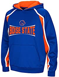 Youth Boise State Broncos Pull-Over Hoodie
