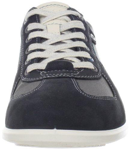 ECCO Chander 535054 Sneaker Uomo Blu/Grigio (39)