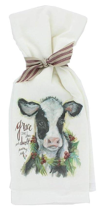 Christmas Cow.Amazon Com Christmas Cow Grace Came Down And Dwelt Among