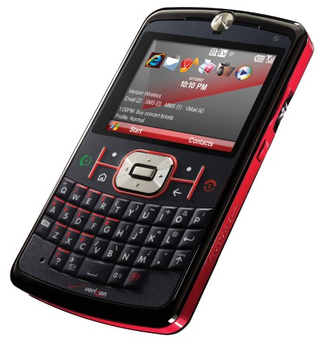 amazon com motorola q music 9m phone verizon wireless phone only rh amazon com