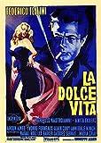 La Dolce Vita Poster Movie Foreign 11x17 Marcello Mastroianni Anita Ekberg Anouk Aimee Alain Cuny
