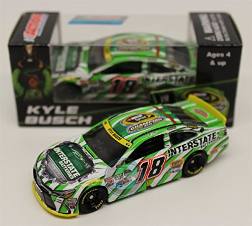 Kyle Busch 2015 Interstate Batteries Sprint Cup Champion 1:64 Nascar Diecast (Busch Race Nascar)
