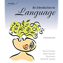 Student Workbook for An Introduction to Language by Kirsten M. Hummel (2010-01-15)