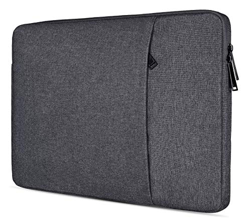 15.6 Inch Laptop Sleeve Bag for HP ENVY X360/Pavilion 15.6/ProBook/OMEN 15, Lenovo IdeaPad 15.6, Acer Aspire/Chromebook 15, Dell Inspiron 15, ASUS, MSI GS65, Waterpoof 15.6 inch Slim Laptop Bag