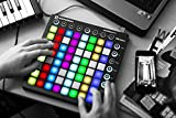 Novation-Launchpad-Ableton-Live-Controller-with-64-RGB-Backlit-Pads-8×8-Grid