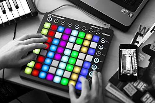 Novation Launchpad Ableton Live Controller with 64 RGB Backlit Pads (8x8 Grid) by Novation (Image #4)