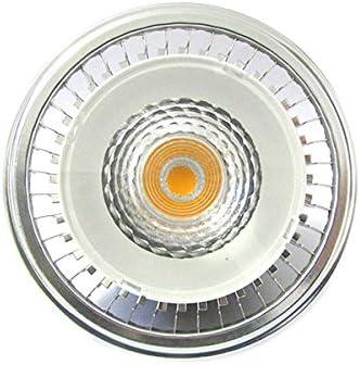 Lampada Faretto Led AR111 12V 24V 15W DC 10-30V Bianco Caldo Spot 45 Gradi Da Incasso Stile Moderno