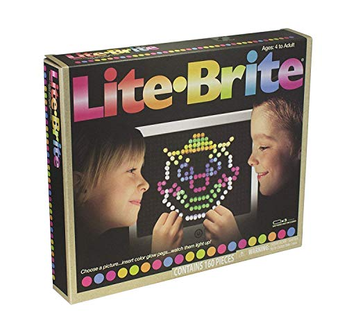 Big Game Toys~LITE Brite Magic Screen Light Bright (Premium Pack)