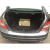Floor Trunk Cargo Net For Mercedes Benz Coupe Sedan C250 C300 C350 C400 C63