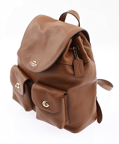 Coach Billie Backpack Leather F37410