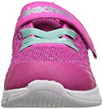 Skechers Kids Girls' Comfy Flex Sneaker,hot