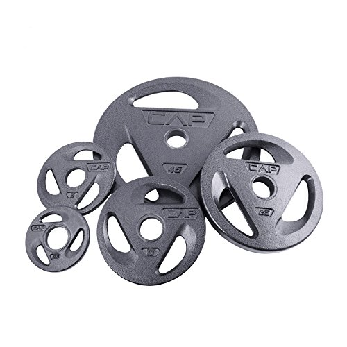 """CAP Barbell 2"""" Olympic Grip Plate"""