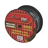 Nippon C4pr100 18 Ga Gauge 100' Speed Cable Speaker Wire