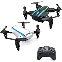 Goolsky JJR/C H345 2.4G 4CH 6 Axis Gyro Two in One RC Drone JJ1 JJ2 Height Hold Foldable Quadcopter One Key Return