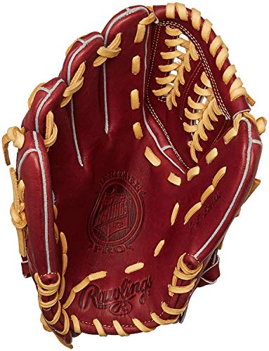 (Rawlings Heritage Pro 11.75in Pitcher/Infield Glove LH)