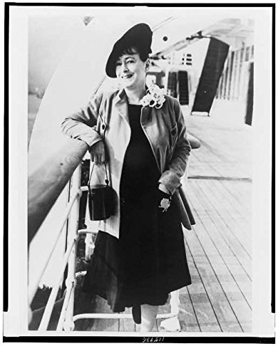 HistoricalFindings Photo: Dorothy Parker,American Poet,Short Story Writer,Critic,Satirist,1893-1967