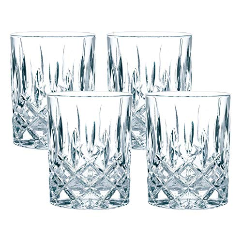 Nachtmann Noblesse Whisky Glass, Set of 4