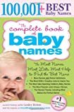 The Complete Book of Baby Names, Lesley Bolton, 1402224559