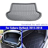 Best Sellers New 1PCS Car Tail Pads, Car Trunk Pads Fit For Subaru Outback 2015 2016 2017 2018