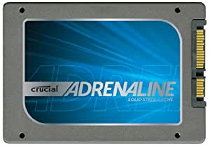 Crucial Adrenaline 50GB 2.5-Inch Solid State Cache Solution SATA 6.0 Gb-s CT050M4SSC2BDA