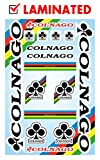 Colnago Decals Stickers Bicycle Frame Replacement