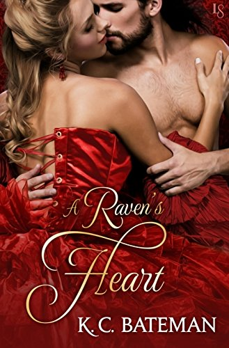 A Raven's Heart (Secrets and Spies) by [Bateman, K. C.]