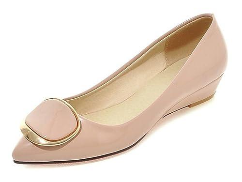 Ballerine Chaussures Enfiler Mode Femme bv1RGG