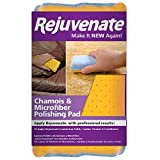 Rejuvenate for Life Products LLC RJPAD, Chamois & Microfiber Polishing Pad