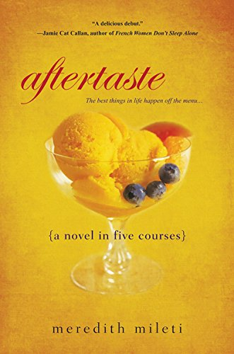 Image of Aftertaste: A Novel in Five Courses
